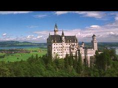 Schwangau, Germany: Neuschwanstein Castle. From Mad King Ludwig, The Fairy Tale King. www.carolynemerick.com