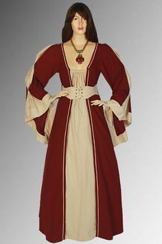 Women's Medieval Dress No. 104