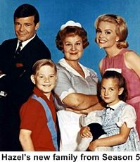 classic TV - Hazel (season five) Old Tv Shows, New Shows, Classic Tv, Classic Movies, Hazel Tv Show, Life Tv, Television Program, Vintage Tv, The Good Old Days