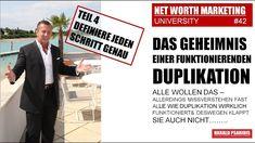 NWM & DIRECT SELLING NEWS #42 - DAS GEHEIMNIS der DUPLIKATION Teil 4 - D... Direct Selling, Direct Sales, Marketing, Tv, Memes, Tvs, Meme, Television Set