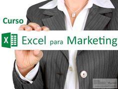 Curso de Excel para Marketing