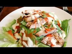 Recipe Buffalo Chicken Salad