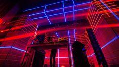 Live performance and Art direction: JS Baillat  Design and motion: JS Baillat / Andréanne Dumont / Louis Dollé  Scenography: Alexis Laurence  Light: Alexandre Pelloquin