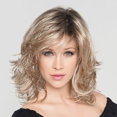 short hairstyles over 50 Thin Hair Medium Length Hair With Layers, Medium Short Hair, Short Hair With Bangs, Short Hair Cuts, Medium Hair Styles, Curly Hair Styles, Natural Hair Styles, Thin Hair, Short Hairstyles For Women