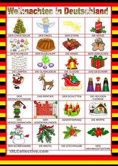 Willkommen auf Deutsch - Weihnachten in Deutschland