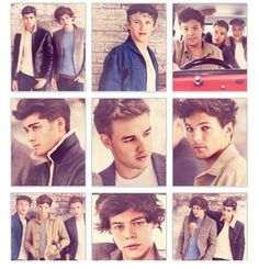 1D in vogue.