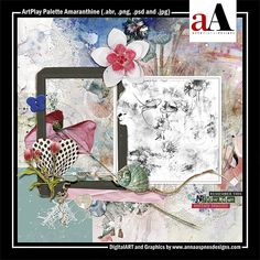 ArtPlay Palette Amar