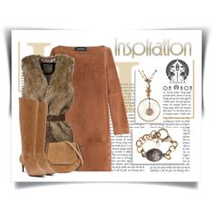 Win Midnight Stag by OHBON, Your Jewelry Guru! by elena-indolfi on Polyvore featuring Vanessa Seward, WithChic and rag & bone