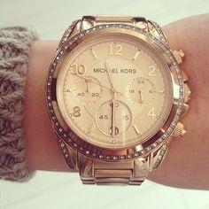 Mickeal Kors watch stunning