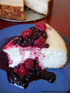 Vegan New York Cheesecake #vegan #recipe #yum #bettycrocker