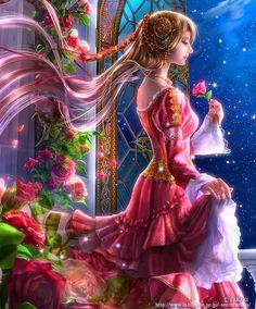 Sou flor entre as flores! Dani Cabo