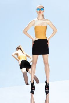 Hervé Léger by Max Azria   Resort 2013 Collection   Style.com