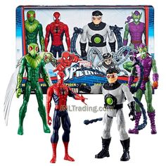 "Marvel Comics SPIDER-MAN /'HOMECOMING/"" Movie 12/"" Action Figure Gift Set Iron Man"