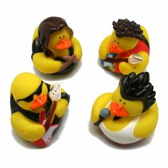 Rock Star Rubber Ducks