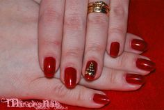 Christmas nails 2014