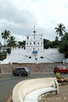 Church Square, Goa, India --- Other than having a shirt of mine stolen, it was great!