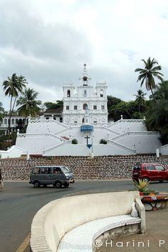 Church Square, Goa, India