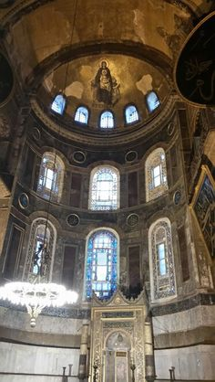 """See 26732 photos from 216988 visitors about historic sites, architecture, and guide. """"Right across from the cistern is the greatest single building in. Early Christian, Christian Art, Church Architecture, Hagia Sophia, Future Travel, Byzantine, Historical Sites, Big Ben, Places To Travel"""