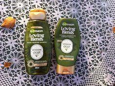 Garnier Loving Blends intens voedende shampoo en conditioner Mythische Olijf