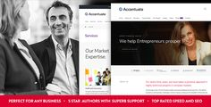 Accentuate - A Professional Consulting WordPress Theme by commercegurus   Get a Highly Professional Business Consulting WordPress website in minutes with AccentuateAccentuate is an ultra fast loading,
