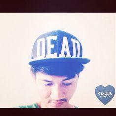 """Dropdead """"dead"""" snapback"""