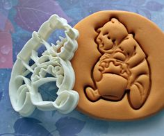 Winnie The Pooh Winnie The Pooh Cookie Cutter Made by CookiesNerd