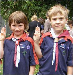 Australian scouts