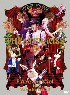L'Arc~en~Ciel [Videos] DVD >> TOUR 2007-2008 THEATER OF KISS >> 2008.08.27