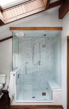 Beautiful ... just so relaxing... watch out future kids... the shower in my bathroom is off limits☺