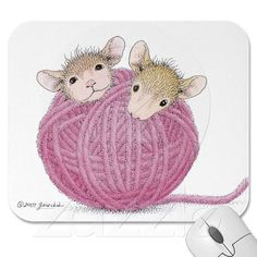 "House-Mouse Designs® Mouse Pads - This product was recently purchased off from our ""House-Mouse Designs® on Zazzle"" store front. Click on the image for more information."