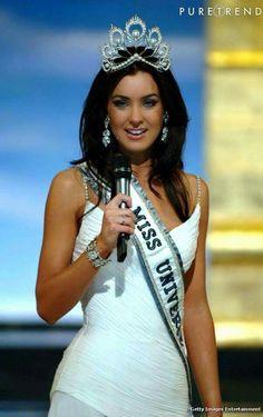 Natalie Glebova - Canada - Miss Universe 2005