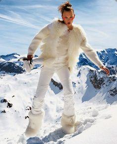 awesome Karlie Kloss por Gilles Bensimon para Vogue Paris Novembro 2014  [Editorial]