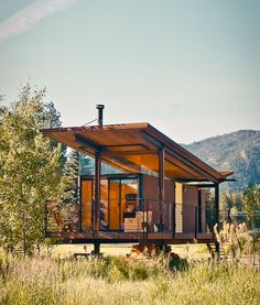 cabin by Olson Kundig