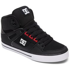 Men's Spartan WC High-Top Shoes ($75) ❤ liked on Polyvore featuring men's fashion, men's shoes, men's sneakers, mens high top shoes, mens high tops, mens hi top shoes, mens hi tops and mens high top sneakers