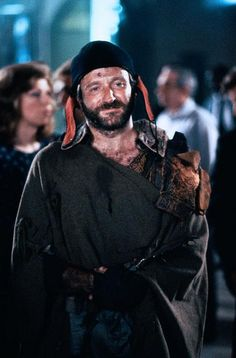 "Robin Williams in ""The Fisher King"""