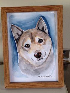 Custom Single Pet Portraits by MikiLorenaK on Etsy