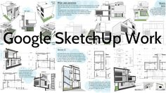 Google SketchUp and All the Work you Can Do with It! – Architecture Admirers