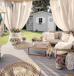 Backyard Furniture, Outdoor Furniture Sets, Furniture Ideas, Lounge Furniture, Outdoor Rooms, Outdoor Living, Outdoor Decor, Outdoor Ideas, Rustic Bathrooms