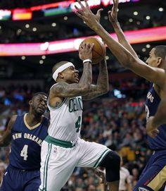 Celtics aprovechan ausencias de Pelicans y ganan en Boston - http://a.tunx.co/Gd0f2