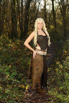 Daenerys Targaryen - Game of Thrones by Lexi Farron Strife Cosplay