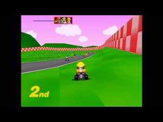 Mario Kart 64 Playthrough #3: 150cc Star Cup