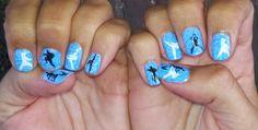 #Karate #stamping #Nails