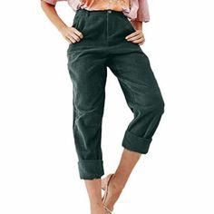 05944a287f1 beautyjourney Pantalones de Color sólido de Las Mujeres Pantalones Casuales  de Longitud Completa Pantalones de lápiz Flacos Pantalón Chino con Botones  Y ...