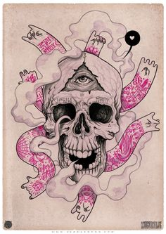 #Skull Those hands are sick!
