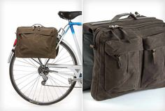 http://gearpatrol.com/2013/01/24/property-of-tommy-pannier-bag/     (best way to carry a laptop)