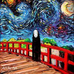Studio Ghibli (Photo: Aja Kusick)