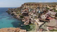Malta_Popeye_Village