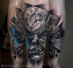 artistic tattoo - Szukaj w Google