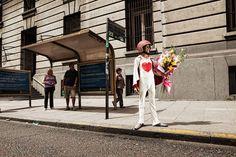 'Loveman' van / from Maurice Heesen in: 'Eat Pray Love' Museum Nairac