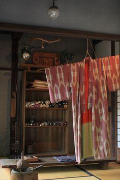 tailer's house, Edo-tokyo Tatemonoen, Tokyo